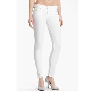 """Mother high waisted skinny jeans """"Mirror mirror"""""""